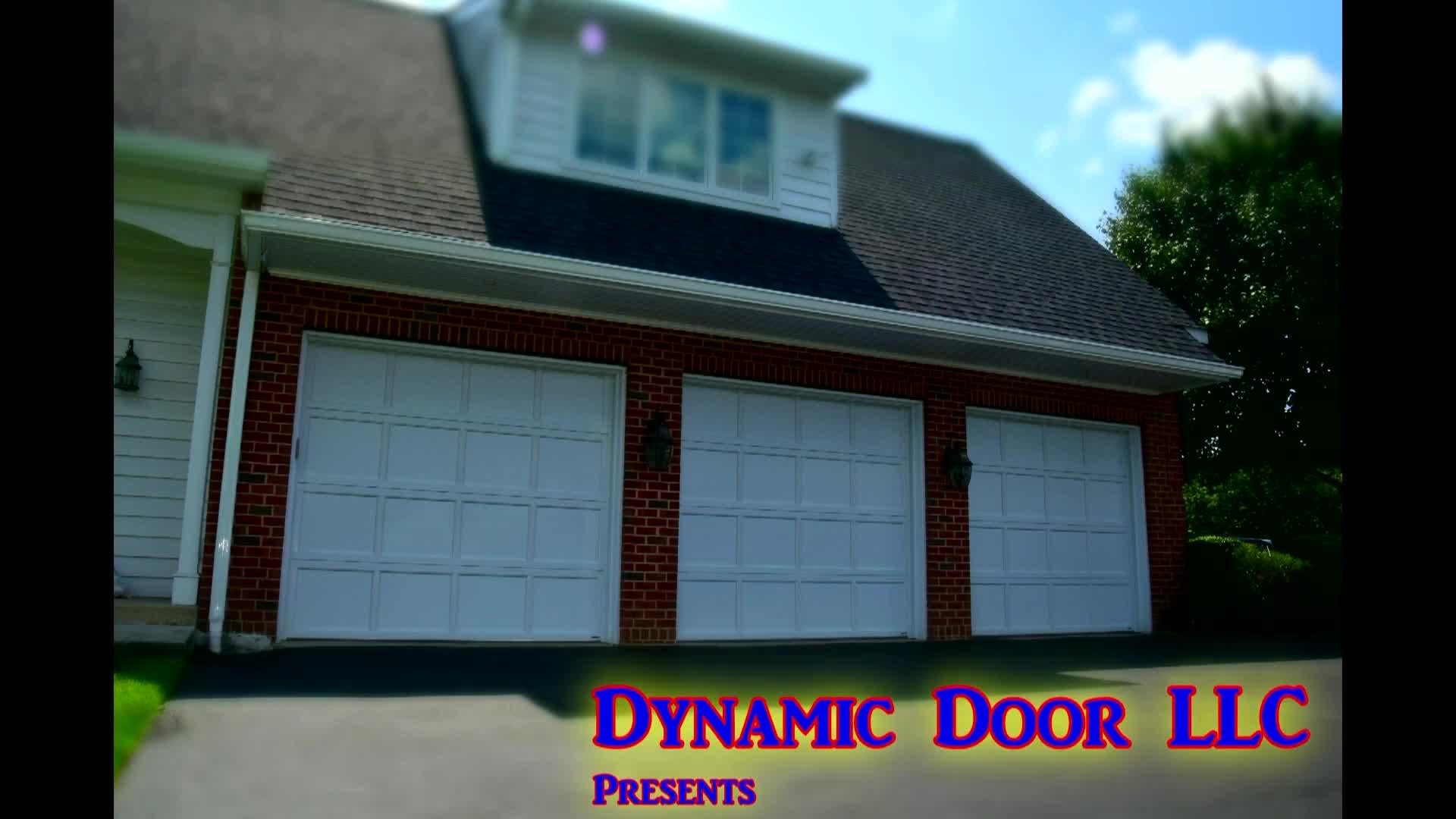 Dynamic door llc garage door gallery norristown pa rubansaba