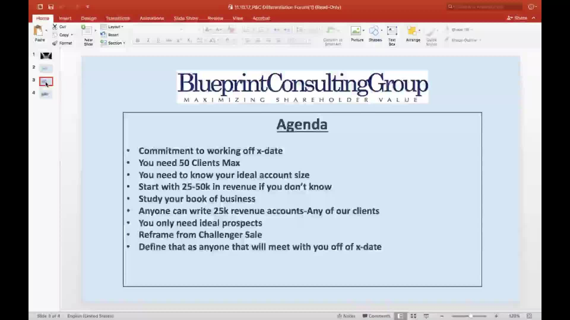 Blueprint consulting group pc differentiation aug dec 17 malvernweather Choice Image